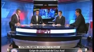 Analisis del CRUZ AZUL vs TOLUCA - Jornada 9 Clausura 2014