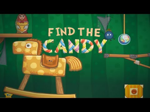 Find the Candy Walkthrough Levles 1 - 10