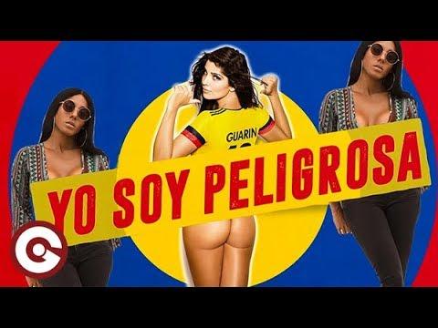 KRONIC & KRUNK!, MARTINA LA PELIGROSA & JENN MOREL - Peligrosa (Official Lyric Video)