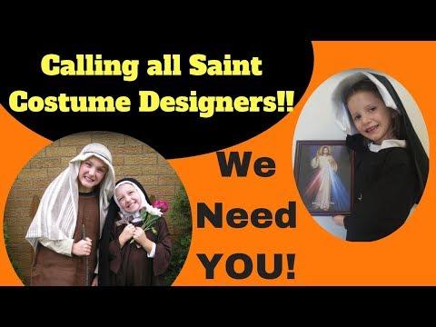 Calling All Saint Costume Designers!!!