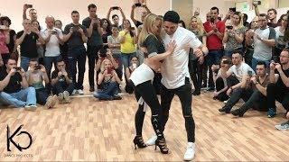 Kiko & Christina - Bachata Sensual / Daniel Santacruz - Bailando Contigo / Carpathian Latino Fest´18