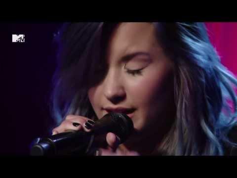 Demi Lovato Neon Lights Live @ Coletivation MTV Brazil HD 1080p