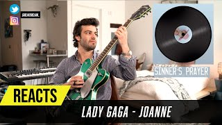 Producer Reacts to ENTIRE Lady Gaga Album  - Joanne
