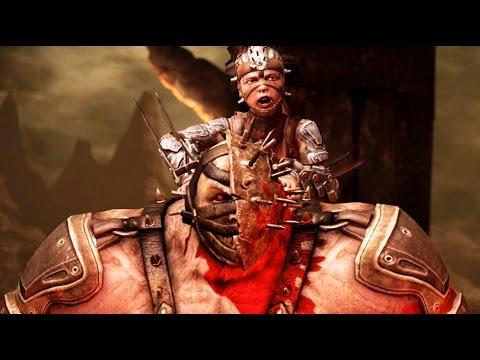 Mortal Kombat X - Ferra/Torr Ladder Walkthrough and Ending