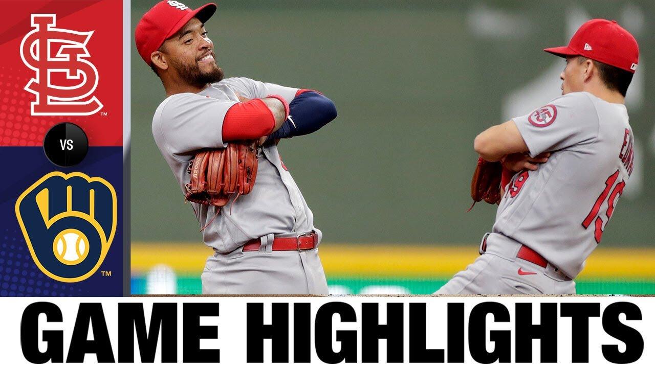 Download Cardinals vs. Brewers Game Highlights (9/23/21) | MLB Highlights