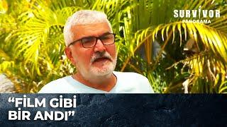 Metin Kuş'tan Serkay Tütüncü Açıklaması | Survivor Panorama 77. Bölüm