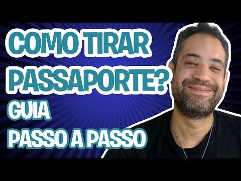 COMO TIRAR PASSAPORTE PASSO A PASSO 2020 - SUPER ATUALIZADO!