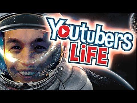 UZAY YOLCUSU KALMASIN [Youtubers Life] #19 fragman
