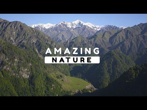 Beautiful Nature Video in Ultra HD Summer Season - Peak Venge - Episode 1 - 12 Minute