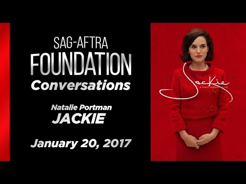 Conversations with Natalie Portman of JACKIE