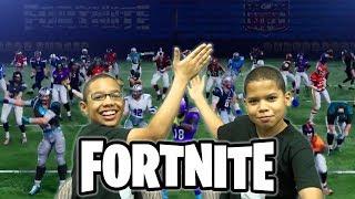 FORTNITE - Fortnite Football Skins Bientôt (fr) Nintendo XBox PS4 PC Mobile Crossplay avec Subs