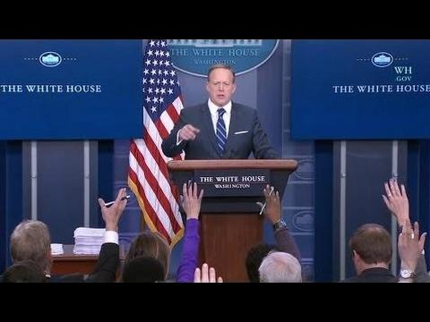 WATCH: Donald Trump Press Secretary Sean Spicer Press Conference 3/7/2017 Sean Spicer Press Briefin