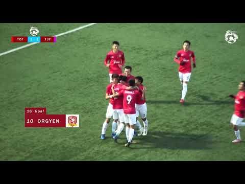 Thimphu City FC vs Transport United FC / Full time highlights!