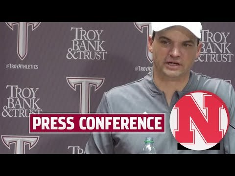 Neal Brown Press Conference - Nebraska