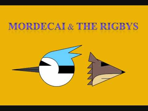 Mordecai and the Rigbys - Party Tonight (Instrumental)