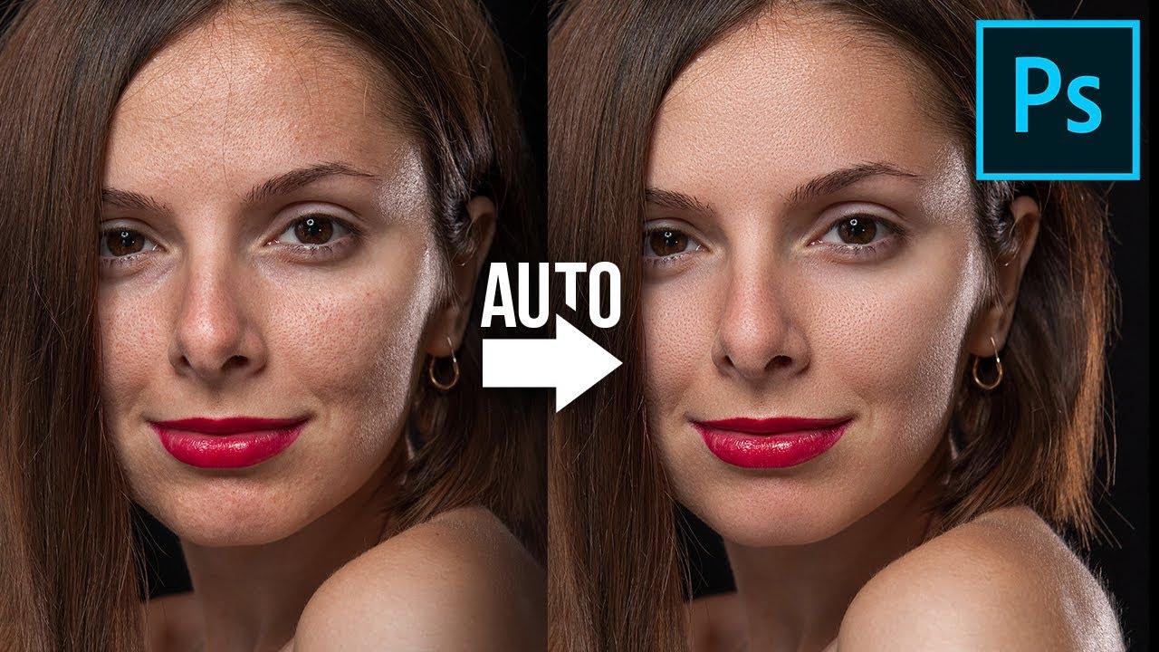 Una Maravillosa Acción De Photoshop Para Suavizar La Piel En Tan Solo Unos Minutos