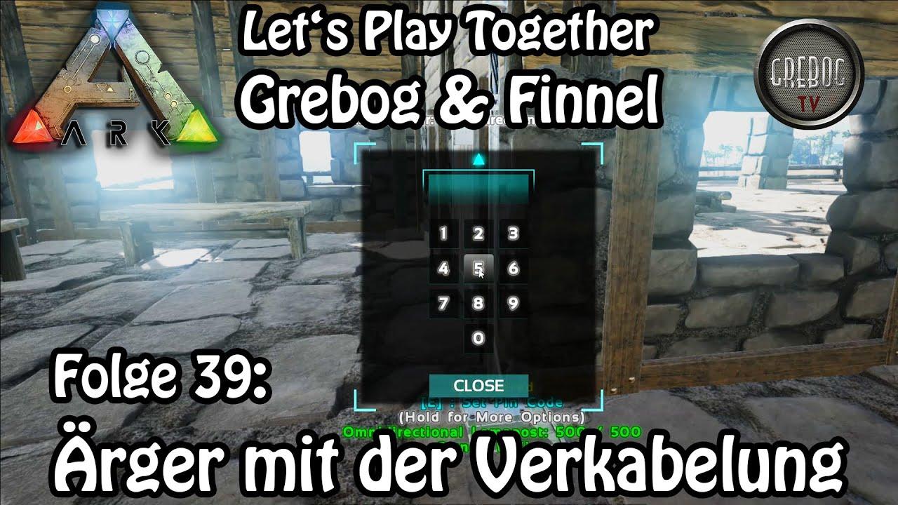 Ark: Survival Evolved - Folge 39: Ärger mit der Verkabelung (deutsch ...