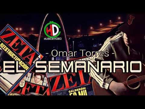 Omar Torres - El Smanario Zeta