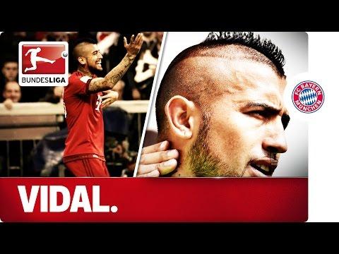Bayern Star Arturo Vidal on Music, Food and Style...
