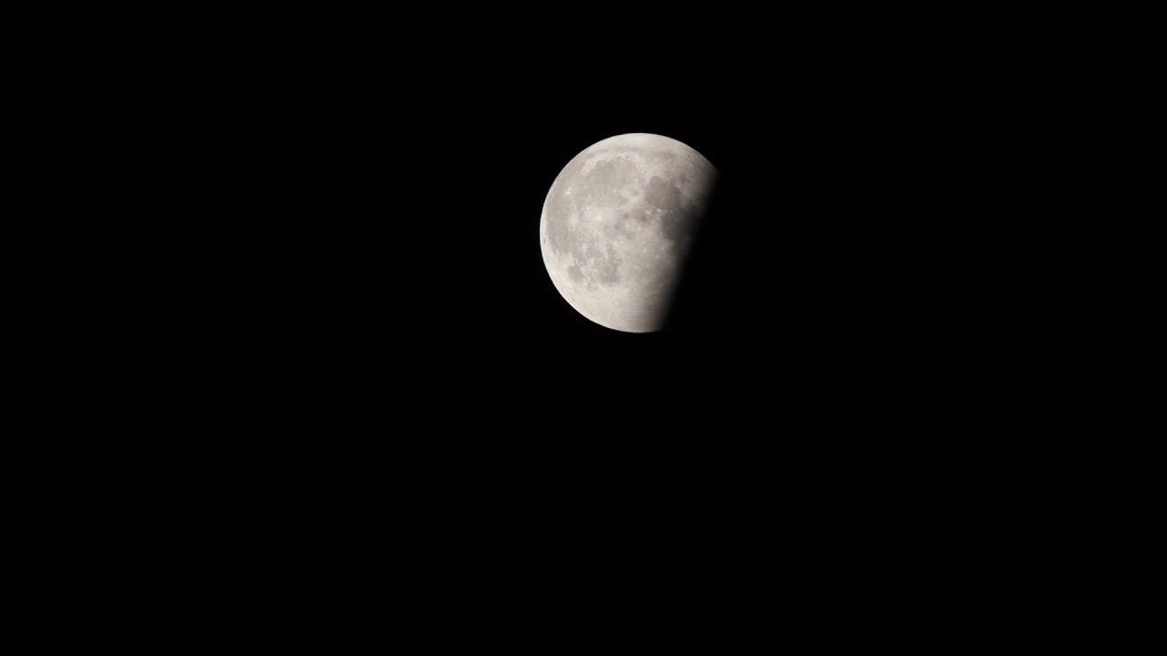Lunar Eclipse July 2020 - HD LIVE