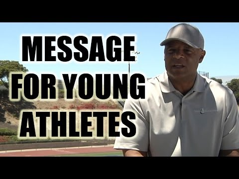 Warren Moon: His message for young athletes