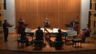 Bach Concerto in D minor for 3 Harpsichords