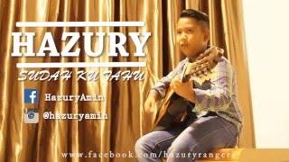 Projector band SudahKu Tahu by Hazury Amin