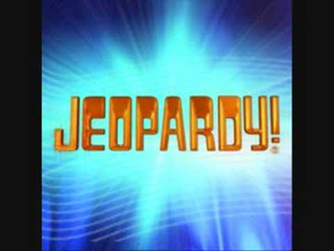 Clip Art Jeopardy Sound Clip jeopardy theme youtube