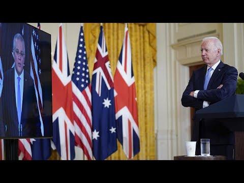 صواريخ كروز وغواصات نووية لكانبرا بموجب اتفاق أمني ودفاعي جديد مع واشنطن ولندن…  - نشر قبل 5 ساعة