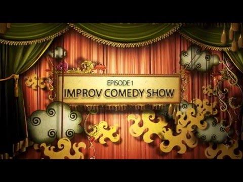 GCSC Players Club -Improv Comedy Show -Episode 1