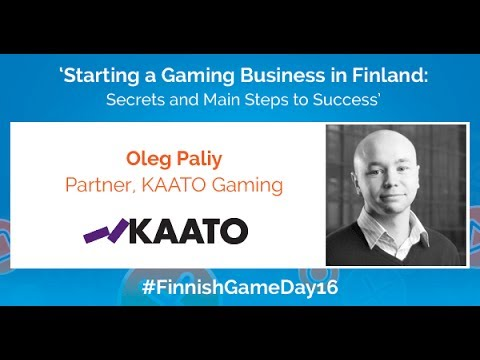 Starting a Gaming Business in Finland  Secrets and Main Steps to Success