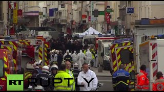 France: Two suspects dead, five police officers injured after Saint-Denis raid