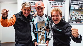 ROSBERG ACADEMY ARE WORLD CHAMPIONS! | NICO ROSBERG | RACEVLOG