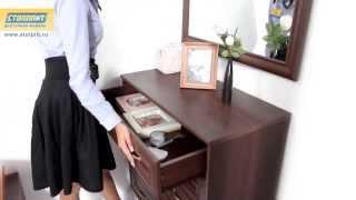 Спальня и гостиная «Верди» Мара Махагон(, 2014-01-09T10:39:31.000Z)