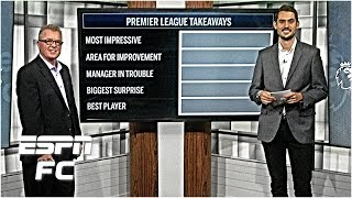 Premier League Takeaways Week 2: Best player, most impressive team, biggest surprise | ESPN FC