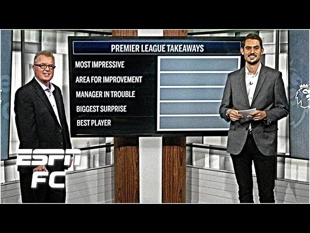 Premier League Takeaways Week 2: Best player, most impressive team, biggest surprise   ESPN FC
