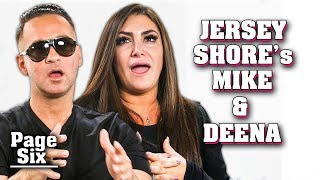 Jersey Shore's Mike 'The Situation' Sorrentino & Deena Cortese on Vinny, Sammi, & Ronnie | Page Six