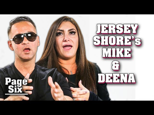 Jersey Shore\'s Mike \'The Situation\' Sorrentino & Deena Cortese on Vinny, Sammi, & Ronnie | Page Six