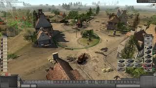 Men of war: assault squad PvP 4х4 (захват)