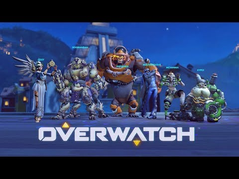 Overwatch: An Evening w/the NOG - (Featuring Cessy & Kypex) - Part 1
