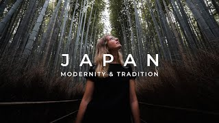 Japan - Modernity & Tradition