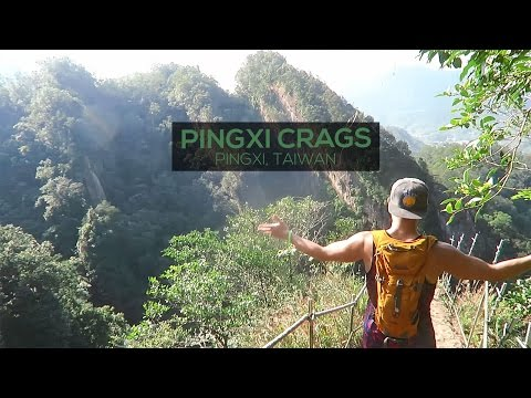 Exploring the Pingxi Crags 平溪區 | NEW TAIPEI CITY, Taiwan