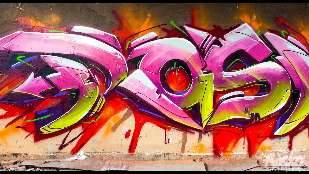 3d Street Art Graffiti Wallpaper Rasko In Da Hood Youtube