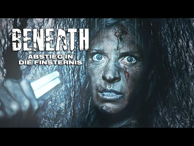 Beneath – Abstieg in die Finsternis (HORRORFILM l Ganzer Film auf Deutsch, Film kostenlos anschauen)