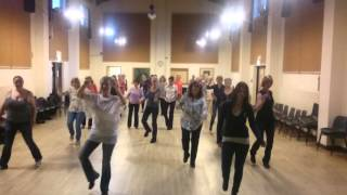 Dancing On The Ceiling - Line Dance