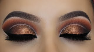 Smokey Double Cut Crease Tutorial