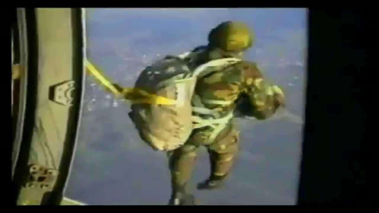 canzoni da paracadutisti