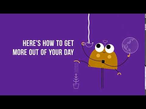 Multitasking Robot Facebook Ad Video Template