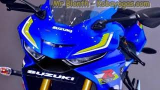 THE ALL NEW SUZUKI GSX R 150 2018