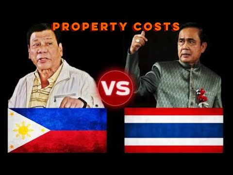 Thailand VS Philippines Property Cost Analysis